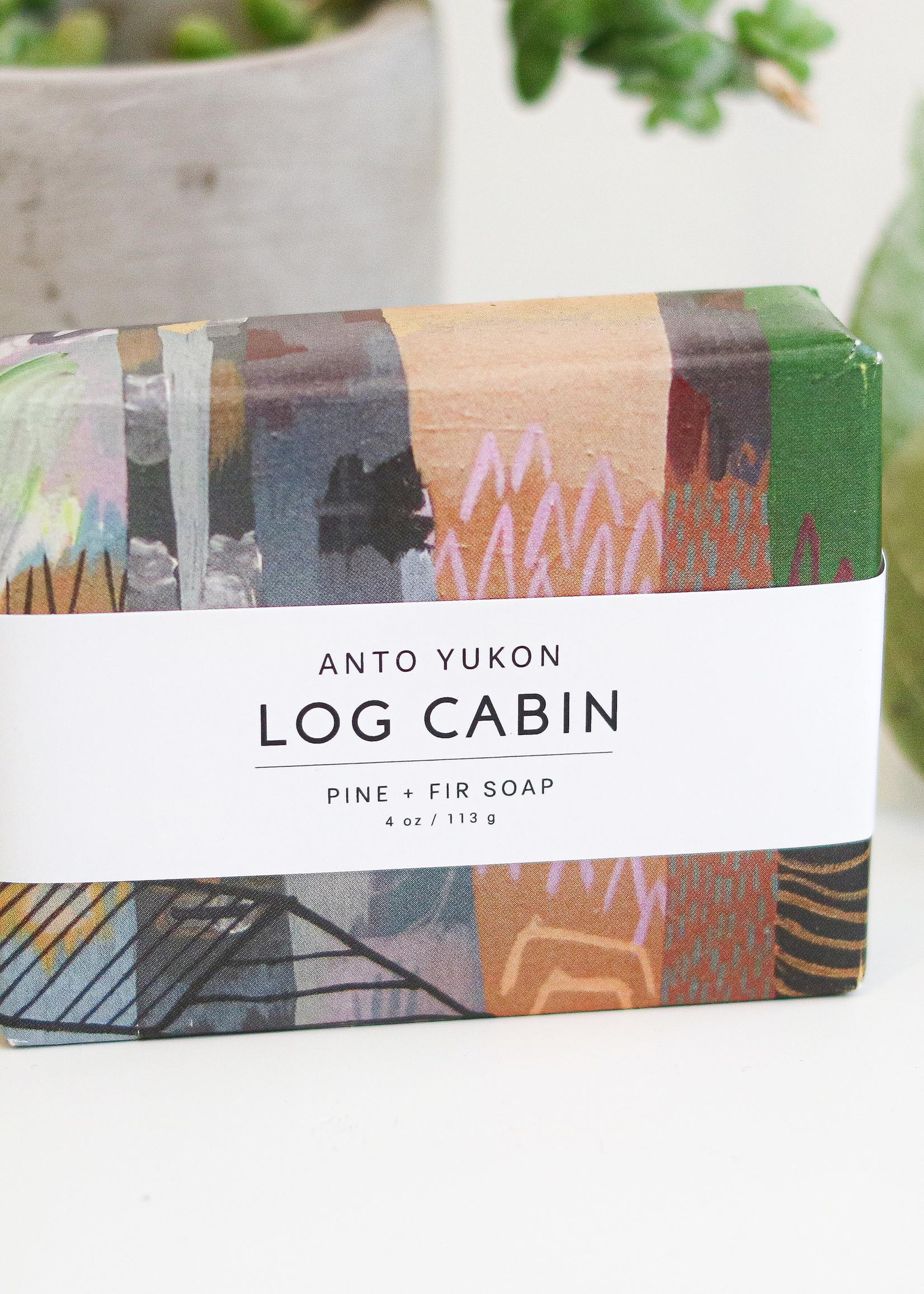 Anto Yukon Anto Yukon - Log Cabin Soap