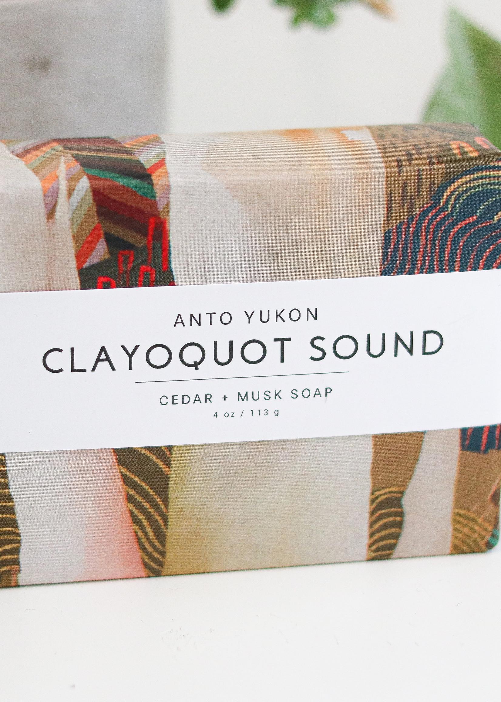 Anto Yukon Anto Yukon - Clayoquot Sound Soap