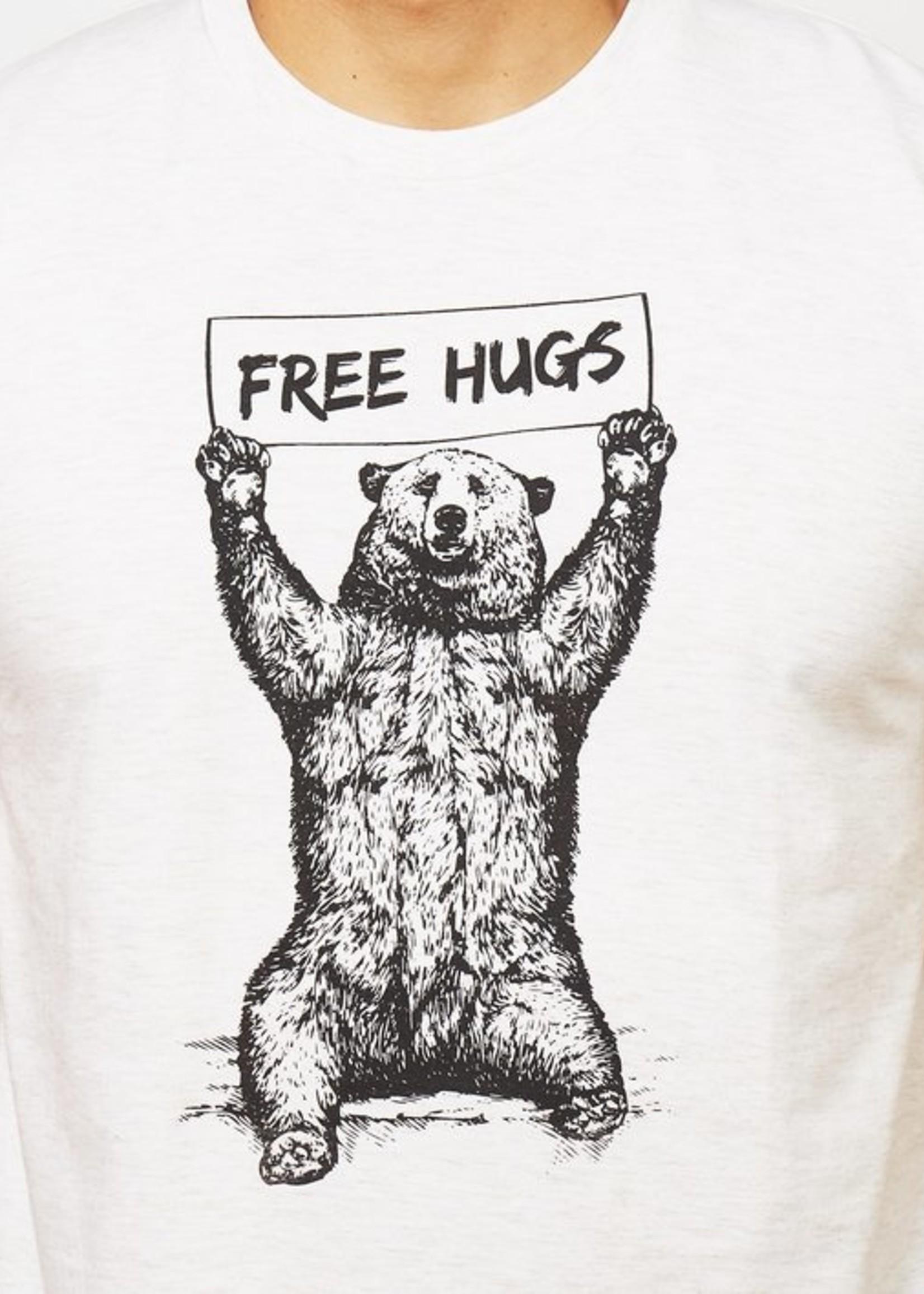 Robbie Vergara - Bear Hug T-Shirt