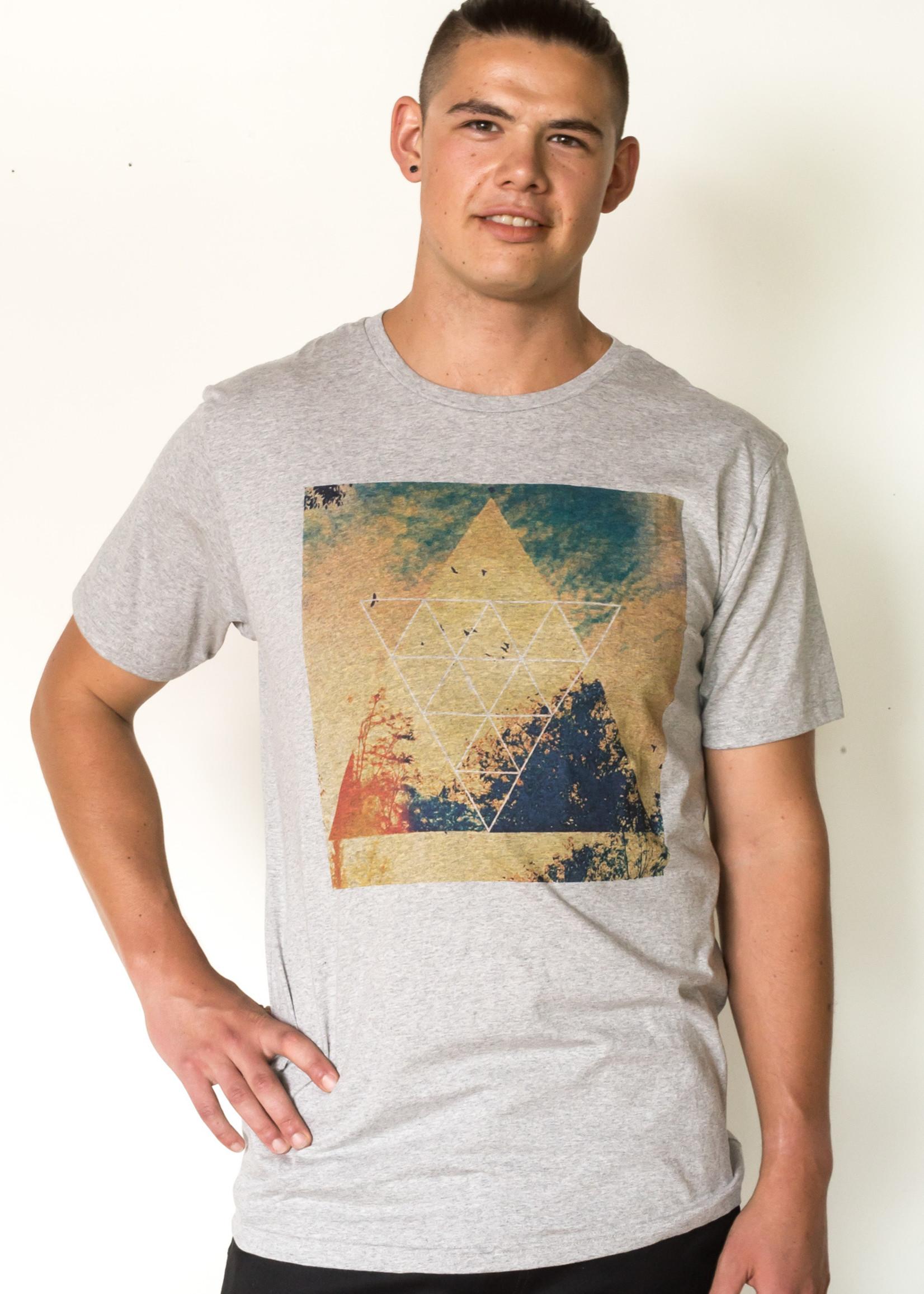 Migration - Infrared Pyramid T-Shirt