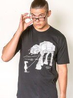 Little Girl and pet AT-AT T-Shirt