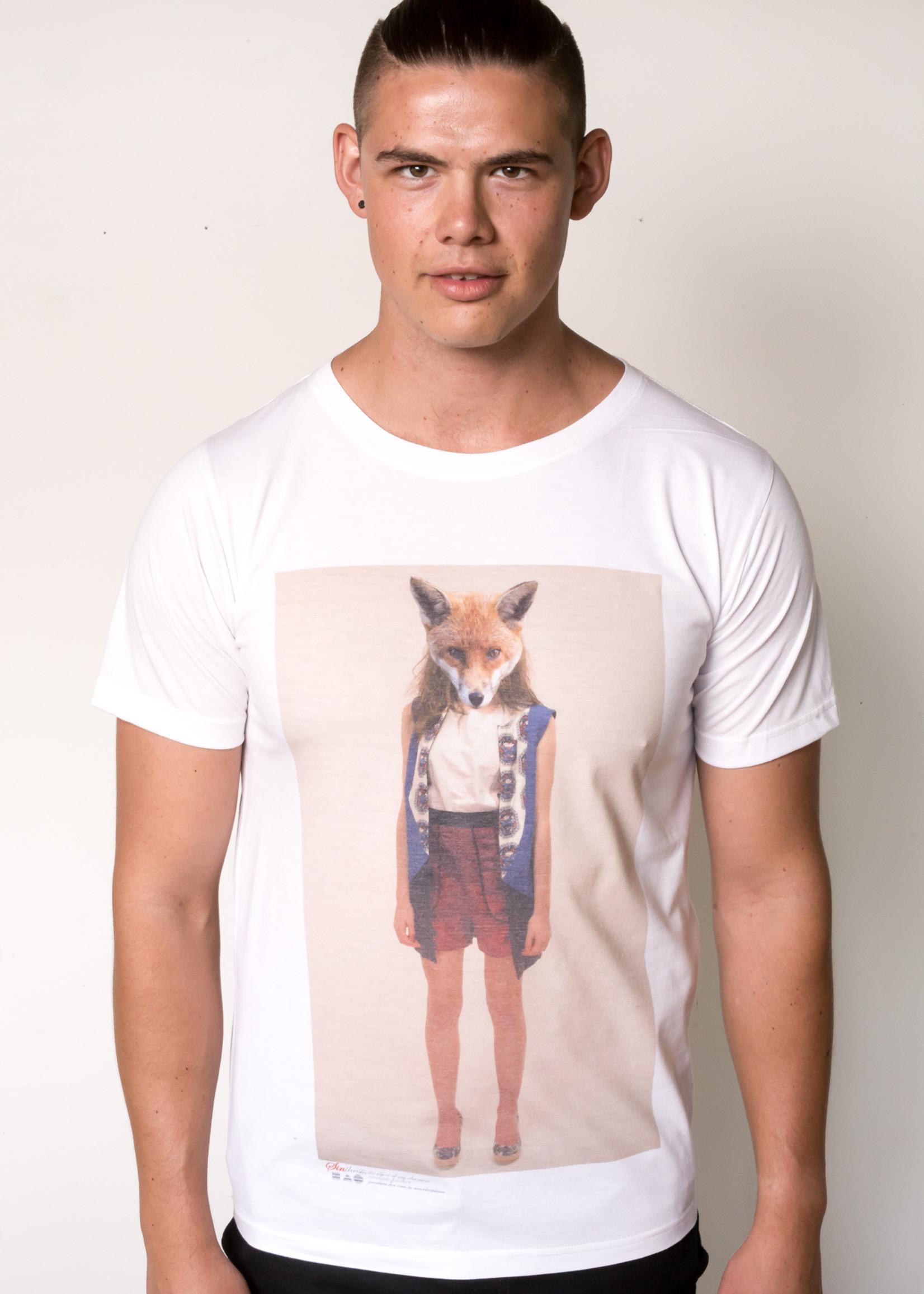 Migration - Fox-Head T-Shirt
