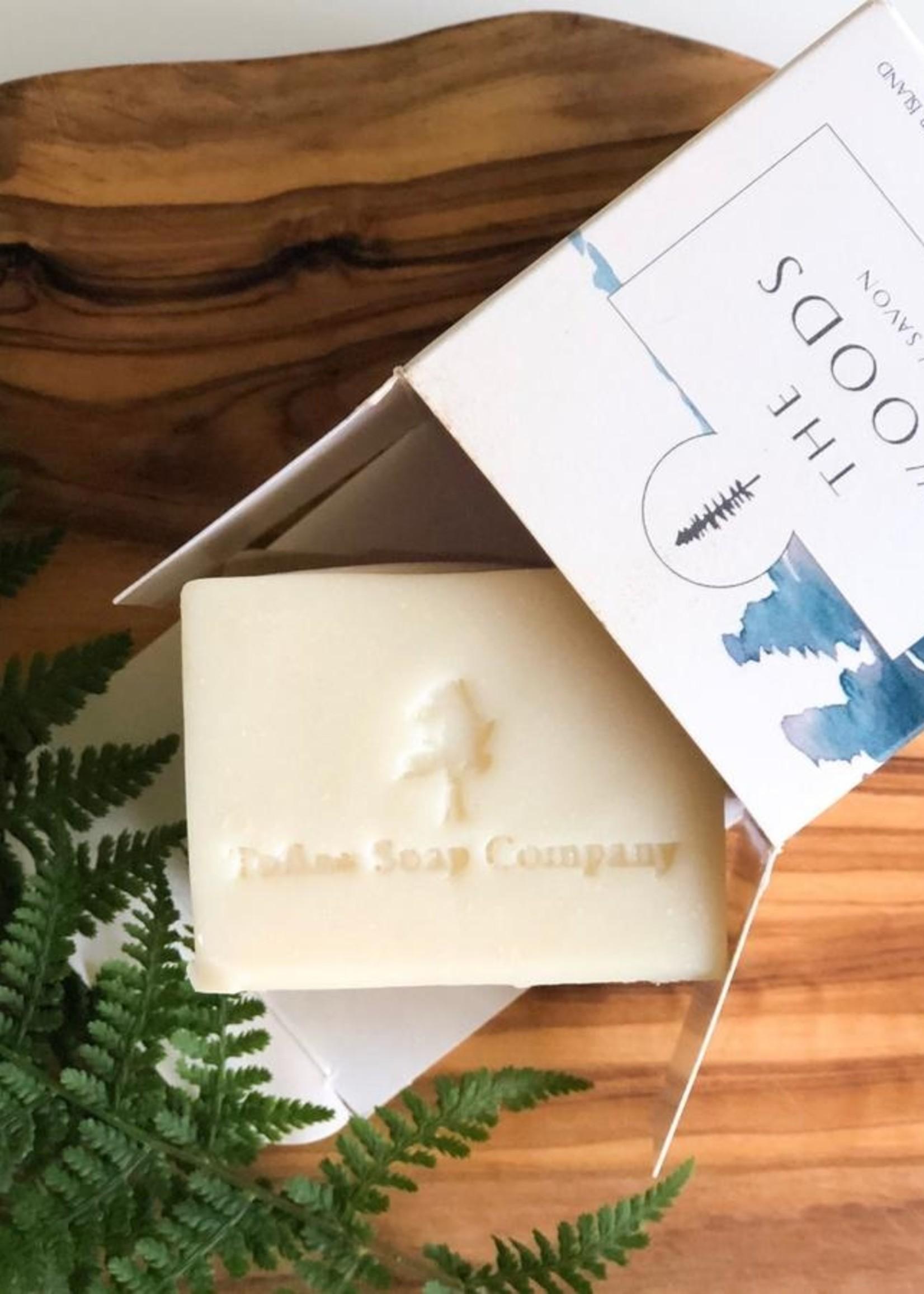 Tofino Soap Company Tofino Soap Company - The Woods Soap