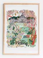 Anja Jane Victoria Print