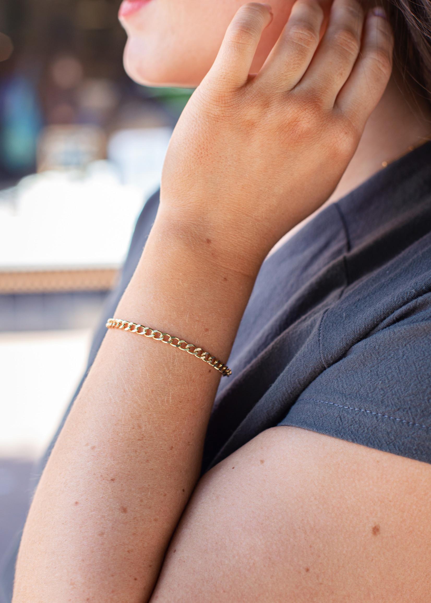 May Martin May Martin - Elliot Mini Chain Bracelet