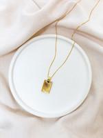 Elizabeth Lyn Jewelry Gold Harvest Necklace