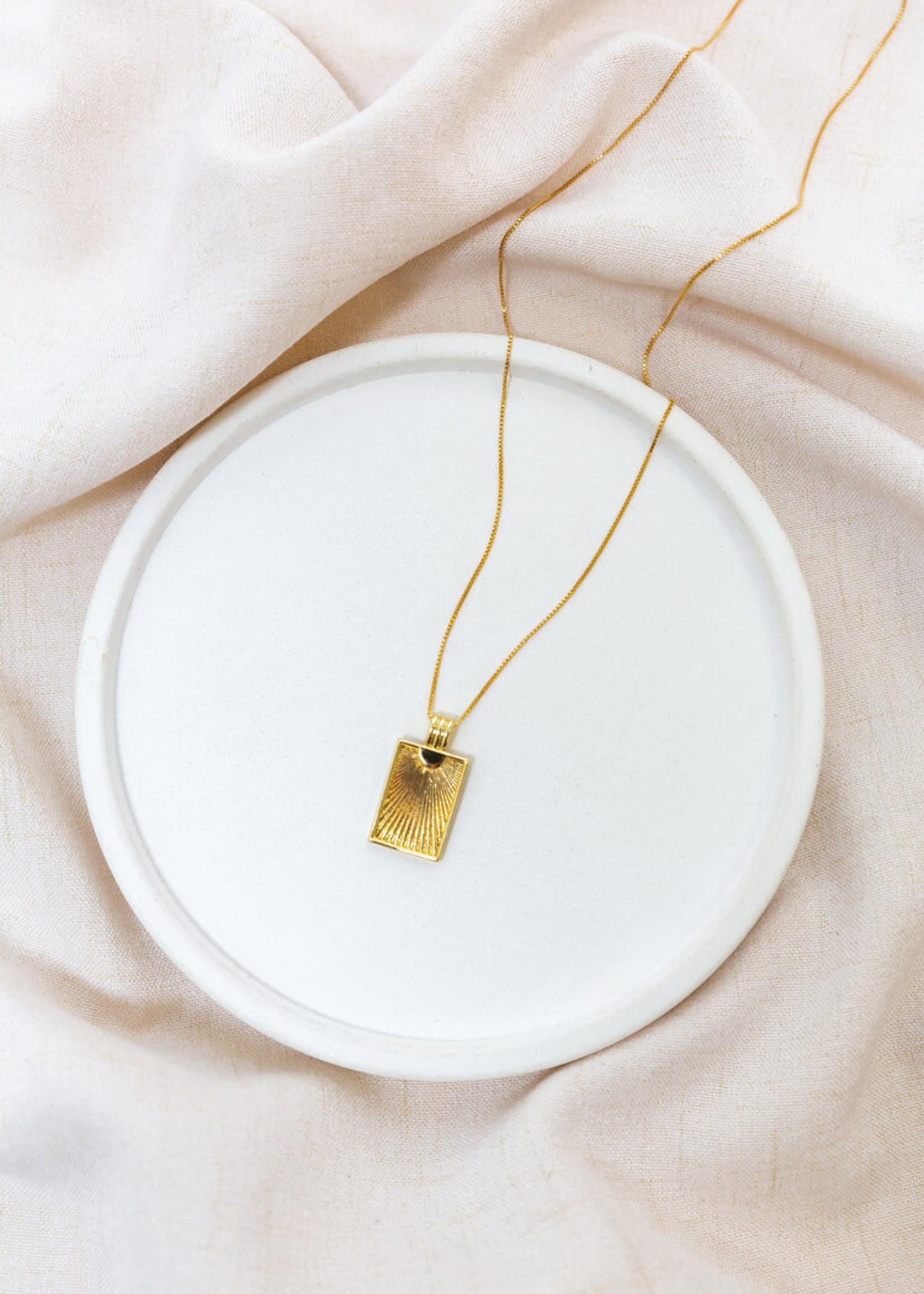 Elizabeth Lyn Jewelry Elizabeth Lyn  Gold Harvest Necklace