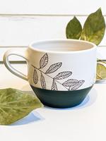 Linnaea Mug (Green w/ Bears)