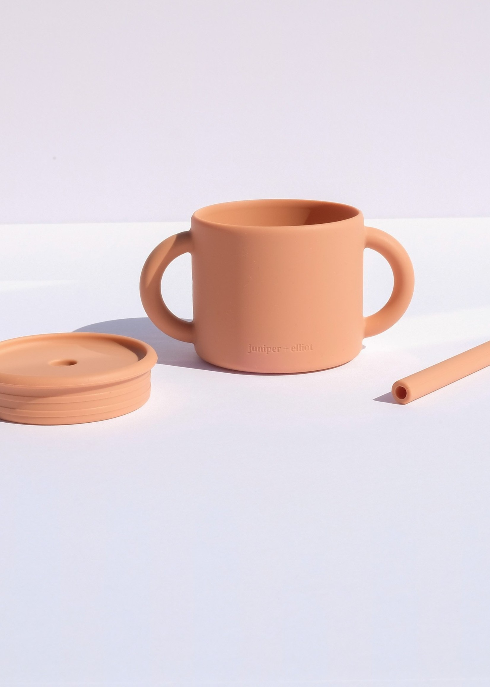 Juniper & Elliot Mig Juni - Straw Cup - Chai