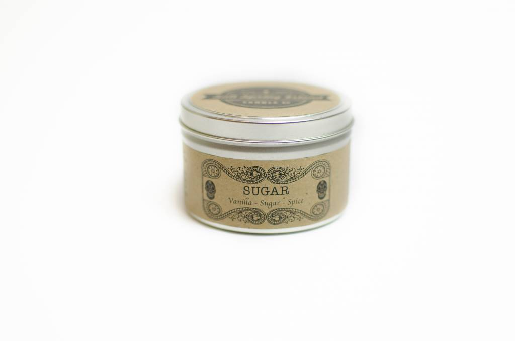Sugar 8oz Candle