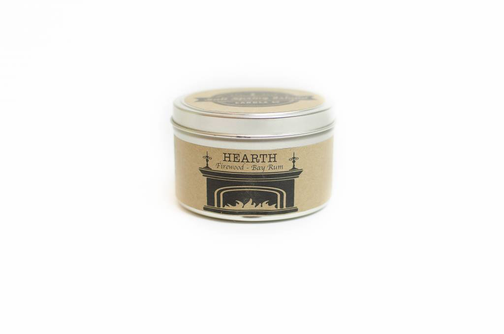 Hearth 8oz Candle