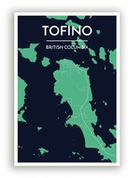 Tofino Map (Meadow)