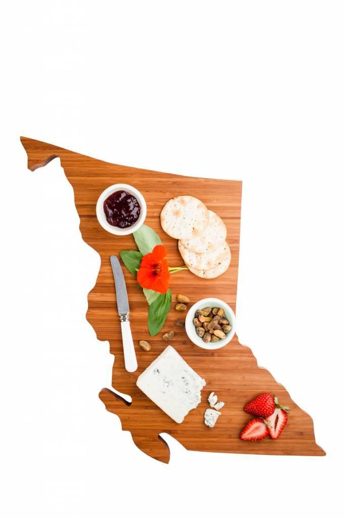 BC Cheese Board