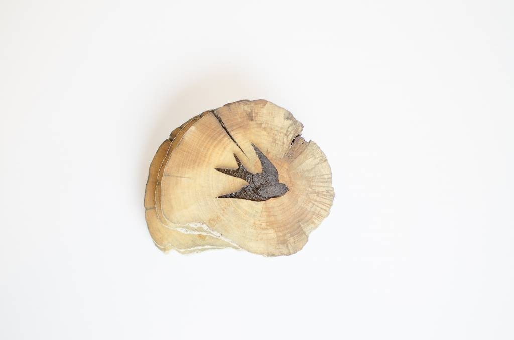 Swallow Coasters (x4)