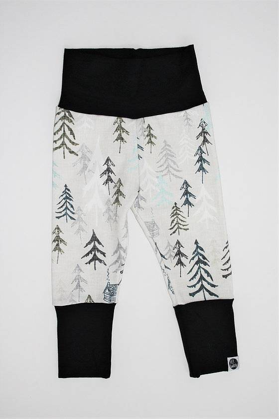 Cabin in the Woods Leggings