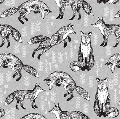 Fox Sake Pom Beanie