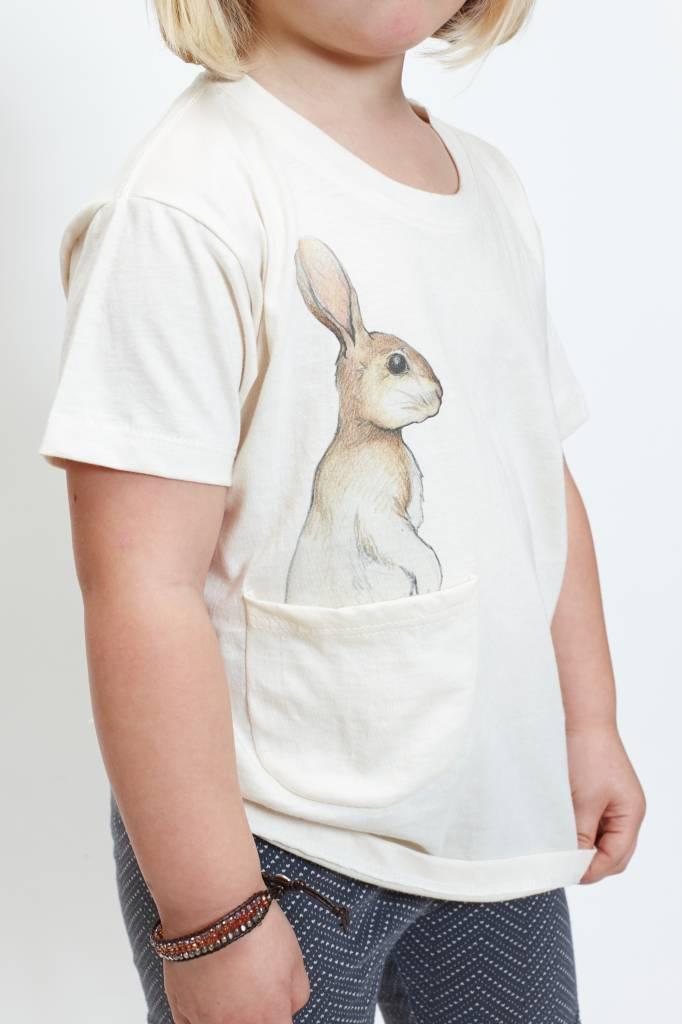 Beloved Bunny Pocket Tee