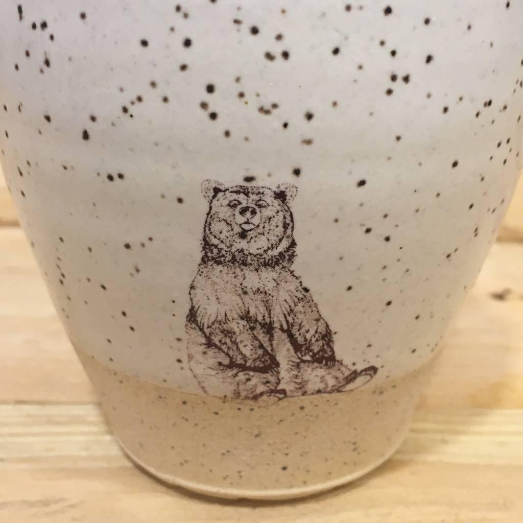 Short Tumbler Bear - Nova Collection