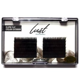 LUSTPRO - Ellipse Individual Eyelash Extension [0.15]