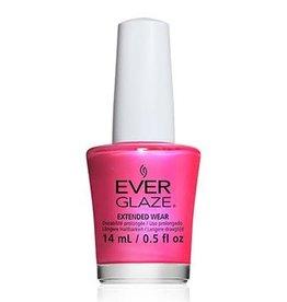 Ever Glaze Ever Glaze Lacquer 14ml - Rethink Pink 82302