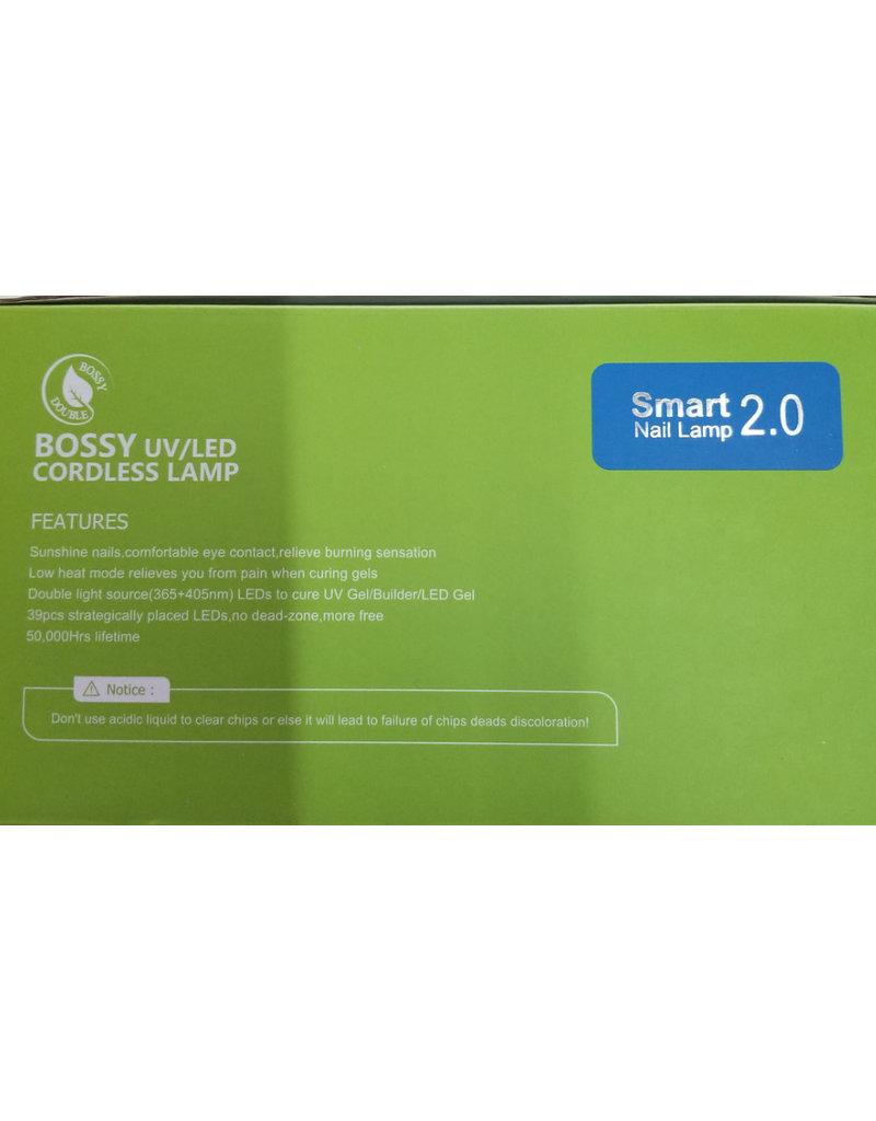 Bossy Gel Bossy Gel - 2-in-1 LED/UV Nail Lamp