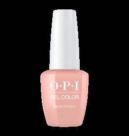 OPI GC P36 Machu Peach-u