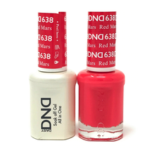 DND Duo Gel Matching Color - 638 Red Mars