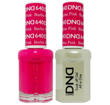 DND Duo Gel Matching Color - 640 Barbie Pink