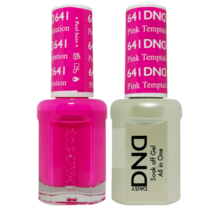 DND Duo Gel Matching Color - 641 Pink Temptation