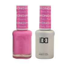 DND Duo Gel Matching Color - 644 Pinkie Promise