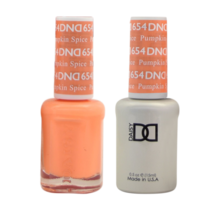 DND Duo Gel Matching Color - 654 Pumkin Spice