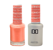 DND Duo Gel Matching Color - 655 Pure Cataloupe