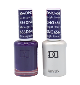 DND 656 Midnight Hour - DND Duo Gel + Lacquer