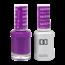 DND DND Duo Gel Matching Color - 660 Indigo Glow
