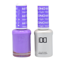 DND Duo Gel Matching Color - 661 Mauvy Night