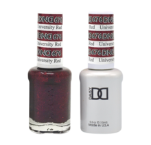 DND Duo Gel Matching Color - 676 Universal Red
