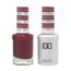 DND DND Duo Gel Matching Color - 677 Red Ombre