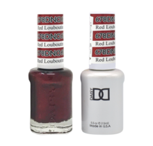 DND Duo Gel Matching Color - 678 Red Louboutin