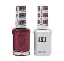DND Duo Gel Matching Color - 680 Autumn Leaves