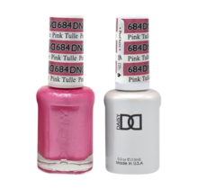 DND Duo Gel Matching Color - 684 Pink Tulle