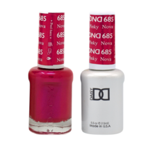 DND Duo Gel Matching Color - 685 Nova Pinky