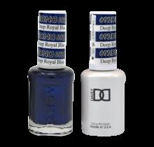 DND Duo Gel Matching Color - 692 Deep Royal Blue