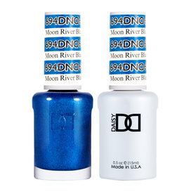 DND 694 Moon River Blue - DND Duo Gel + Lacquer