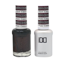 DND Duo Gel Matching Color - 696 Caramelized Plum