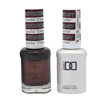 DND Duo Gel Matching Color - 697 Sizzlin' Cinnamon