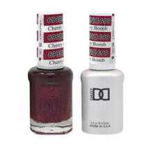 DND Duo Gel Matching Color - 699 Cherry Bomb