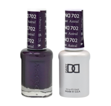 DND Duo Gel Matching Color - 702 Astral Blast