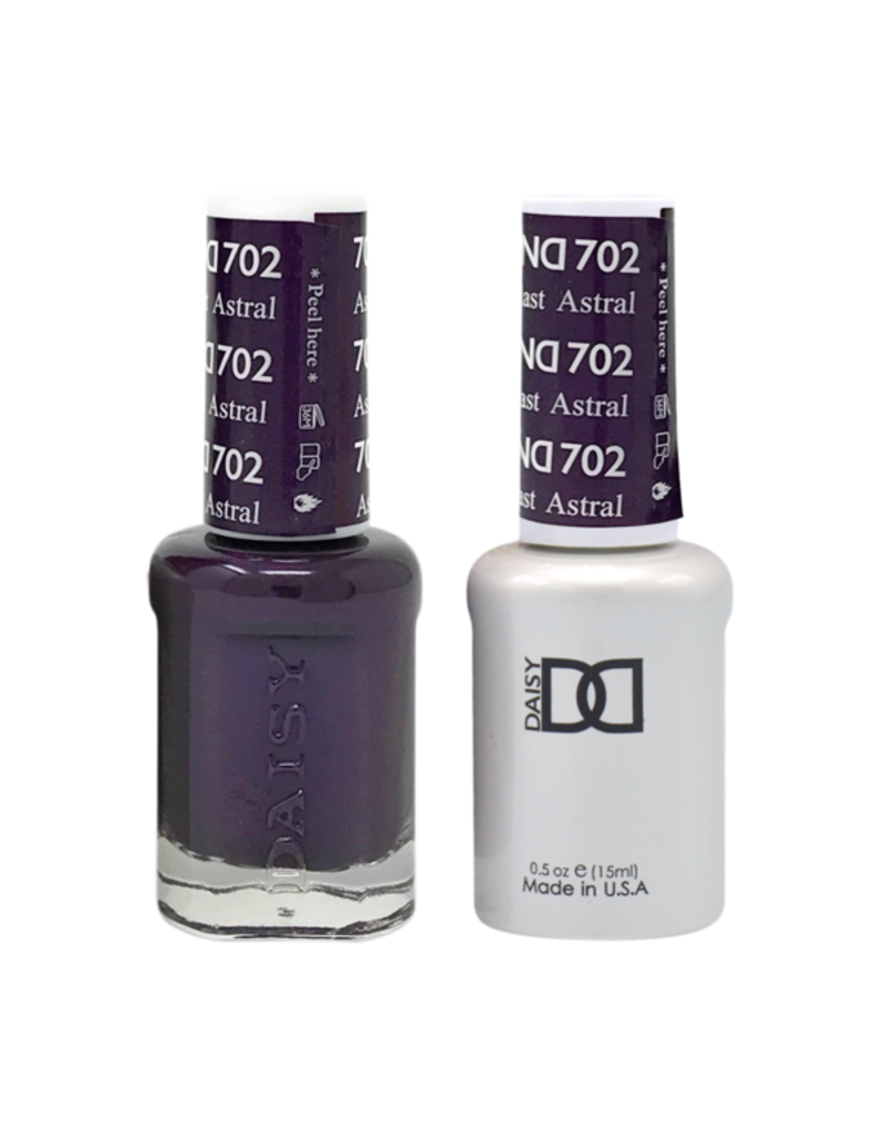 DND 702 Astral Blast - DND Duo Gel + Lacquer