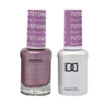 DND Duo Gel Matching Color - 707 Sweet Nothing
