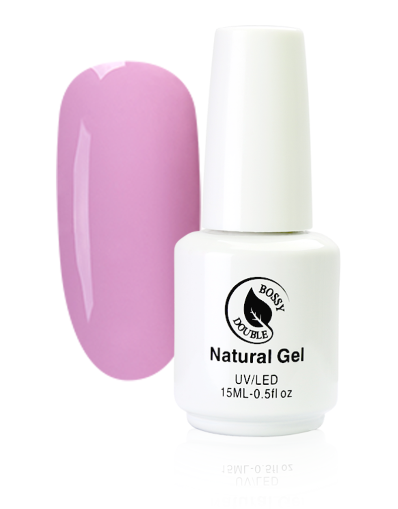 Bossy Double Bossy Double Natural Gel 15 ml - BS28